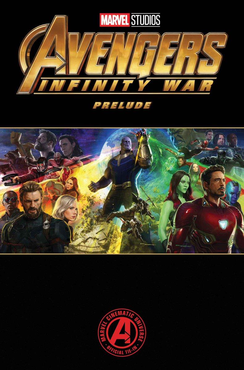 avengers: infinity war prelude | marvel cinematic universe wiki