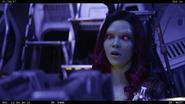Gamora (Infinity War BTS)