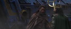 Heimdall & Loki (Ragnarok)