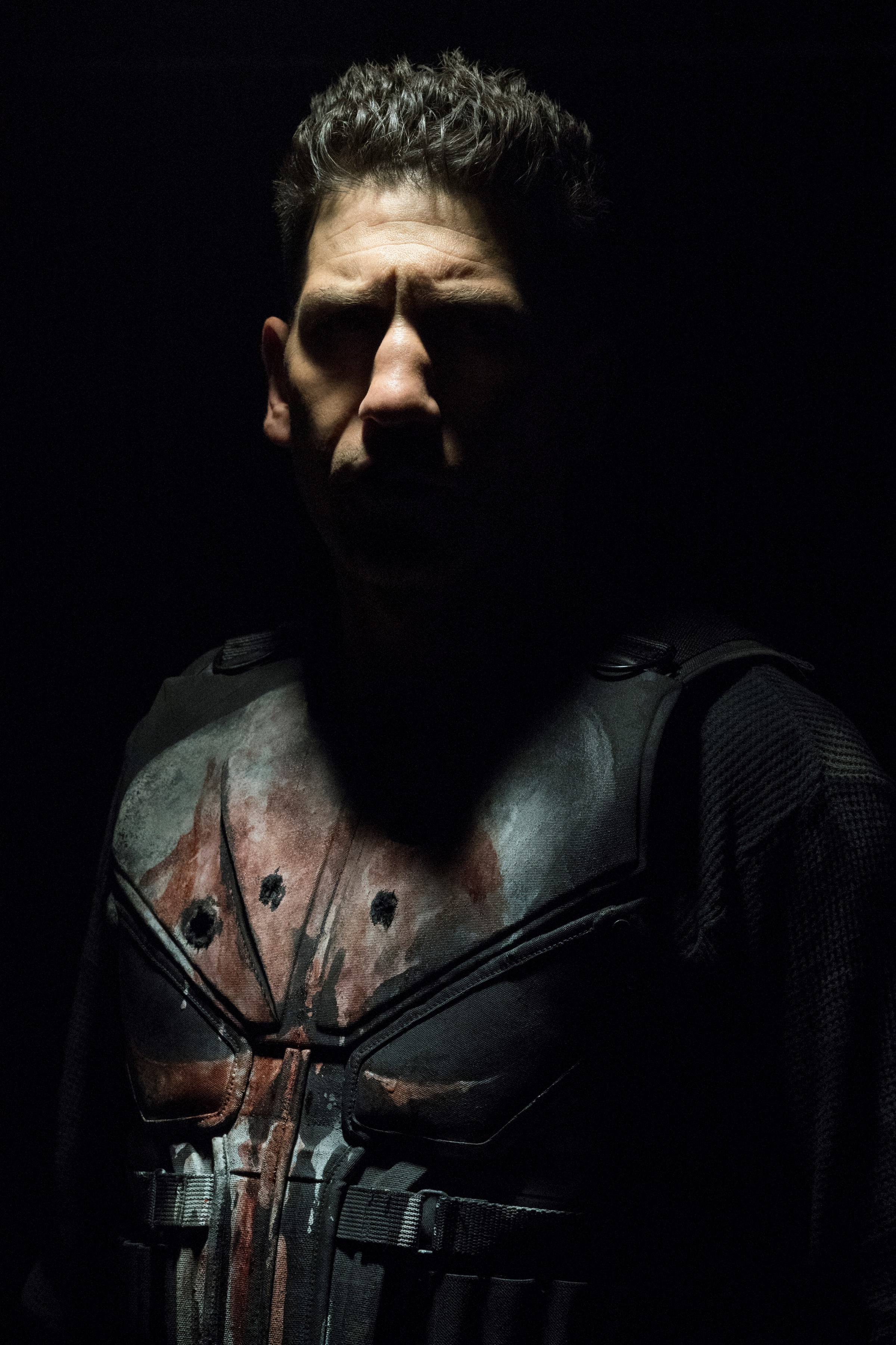 frank castle is dead call me the punisher