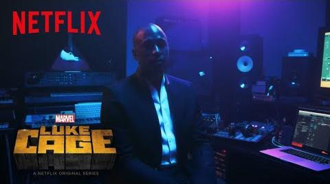 Marvel's Luke Cage Inside The Soundtrack Netflix