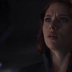 Romanoff descubre el plan de Loki.