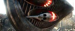 Asgardian skiff gun pods