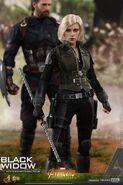Black Widow Infinity War Hot Toys 19