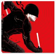 Daredevil Mondo Soundtrack Cover Art