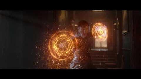 Doctor Strange de Marvel Spot 'Haz lo imposible'