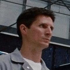 Actor desconocido como Guardia del hangar de Hammer #1