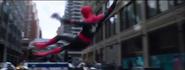 Spider-Man FFH Swinging