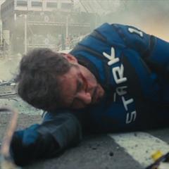 Stark es atacado por Vanko.