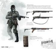Super Soldier concept art 1