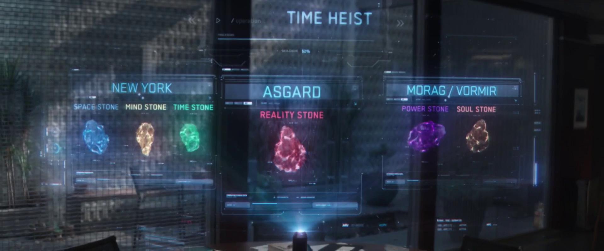 Time Heist | Marvel Cinematic Universe Wiki | Fandom
