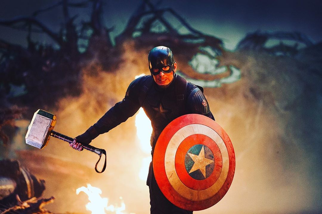 Captain America/Quote | Marvel Cinematic Universe Wiki | Fandom