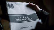 Cameron Klein (S.H.I.E.L.D. Personnel File)