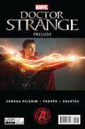 Doctor Strange Prelude Cover