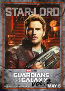 GOTG Vol.2 Character Poster 10
