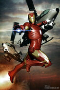 Iron Man 2008 concept art 21