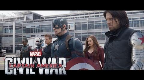 Marvel's Captain America Civil War - Big Game Spot