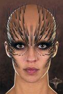 Raina Face Concept Art 3