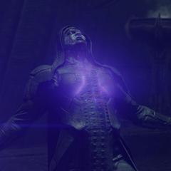 Ronan libera el poder de la Gema del Poder.