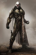 Thor The Dark World 2013 concept art 37