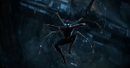 Spider-Man With Iron Wings