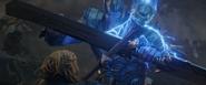 Thor (2023) vs Thanos (2014)