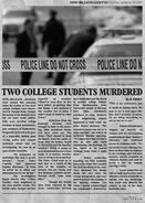 Two College Students Murdered