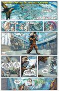 Xandar R&G Comic