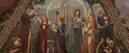 Asgardian Women (Palace Fresco)