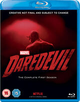 Daredevil (Season One)/Home Video
