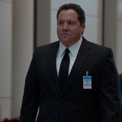 Hogan como Jefe de Seguridad  de Industrias Stark.