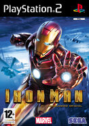 IronMan PS2 SP cover