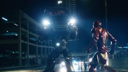 Iron Man contra Iron Monger