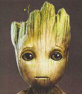 Baby Groot concept art 14