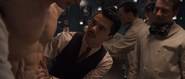 Howard Stark - Project Rebirth Success