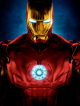 Iron Man Textless Disney Plus Poster
