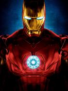 Iron Man Textless Disney Plus Poster