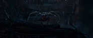 Iron Spider Legs (vs. the Guardians)
