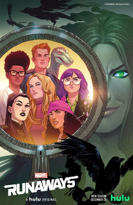Runaways-S3-NYCC=Poster