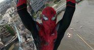 Spider-Man (Drone Ridin')