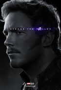 Star-Lord (Endgame Poster)