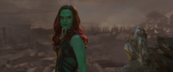 2014 Gamora