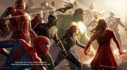 Avengers Infinity War D23 10YMS IMG