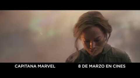 Capitana Marvel Anuncio 'Pasado' HD