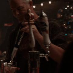 Michael Shamus Wiles como Bartender