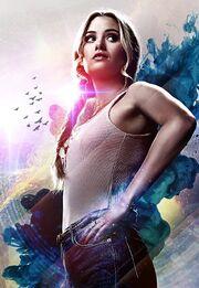 Karolina Dean S3 - Poster