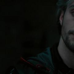 Pietro escuchando el plan de Ultrón.