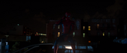 SMH Spidey Sitting On a Lamppost