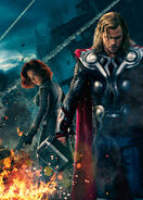 Thor-Black Widow