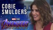 Cobie Smulders Talks About Maria Hill's Connecting Role LIVE at the Avengers Endgame Premiere